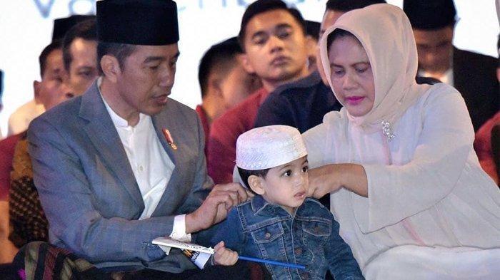 Cucu Ketiga Jokowi Perempuan, Begini Kondisi Selvi Ananda Usai Melahirkan Lewat Operasi Caesar