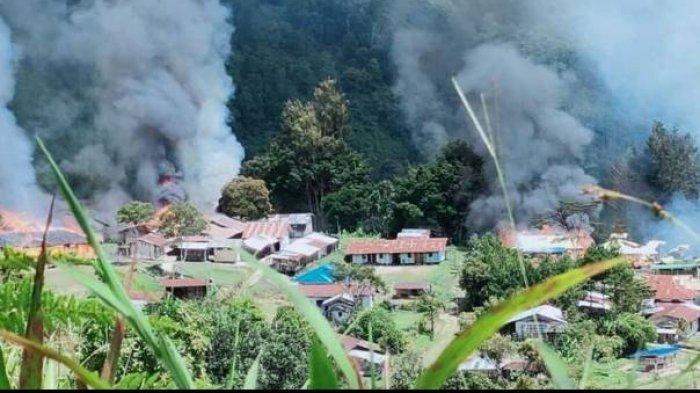 KKB Berulah Lagi, para Nakes di Papua Dilecehkan dan Dibuang ke Jurang