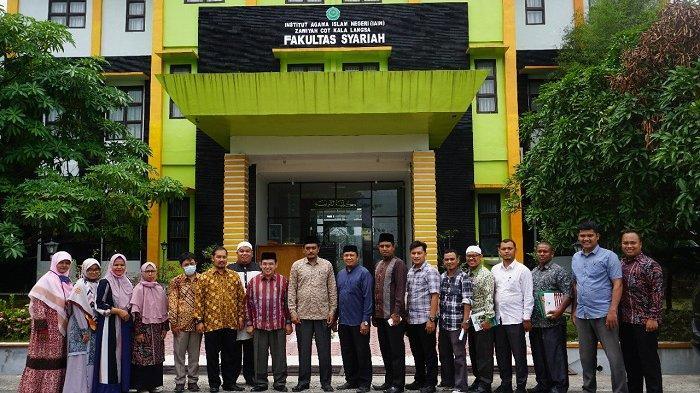 4 Prodi Raih Akreditasi A, FSH UIN Ar-Raniry Dipercaya Review Kurikulum Fakultas Syariah IAIN Langsa