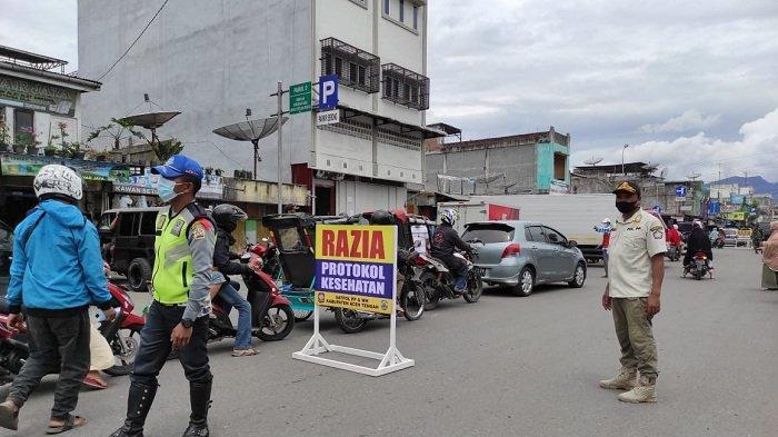 Pemkab Aceh Tengah Kembali Memberlakukan Razia Protkes