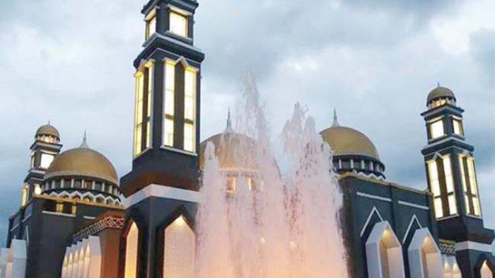 Masjid Agung At-Taqwa Kutacane, Desain Megah dengan Corak Khas Adat Alas Gayo