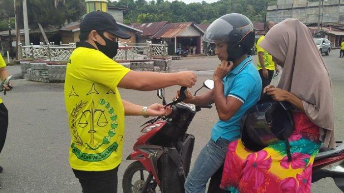 Kecelakaan Kembali Terjadi di Aceh Jaya, Seorang Pengendara Sepeda Motor Meninggal