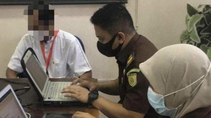 Kejari Abdya Tetapkan PPTK dan Konsultan Pengawas Tersangka Korupsi Rehabilitasi Irigasi Manggeng