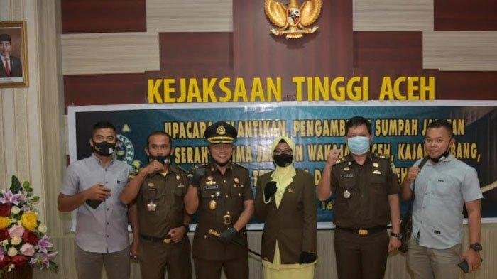 Kejati Aceh Ambil Alih Kasus Dugaan Korupsi Jalan Muara Situlen-Gelombang Rp 11,6 Miliar
