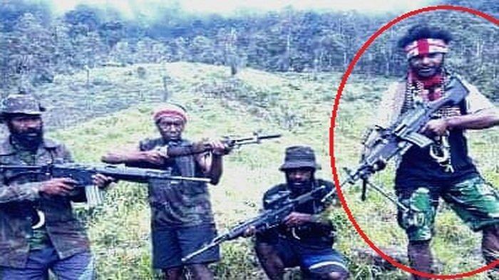 Peran Egianus Kogoya di Balik Penghadangan TNI dan Baku Tembak, Punya Misi Besar soal Kodap di Papua