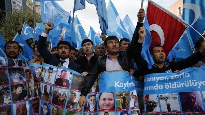 Kanada Jadi Negara Kedua Tuduh China Lakukan Genosida Muslim Uighur