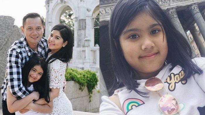 Lahir pada 17 Agustus, 4 Fakta Cucu SBY Almira Tunggadewi Yudhoyono, Namanya Punya Arti Tak Biasa