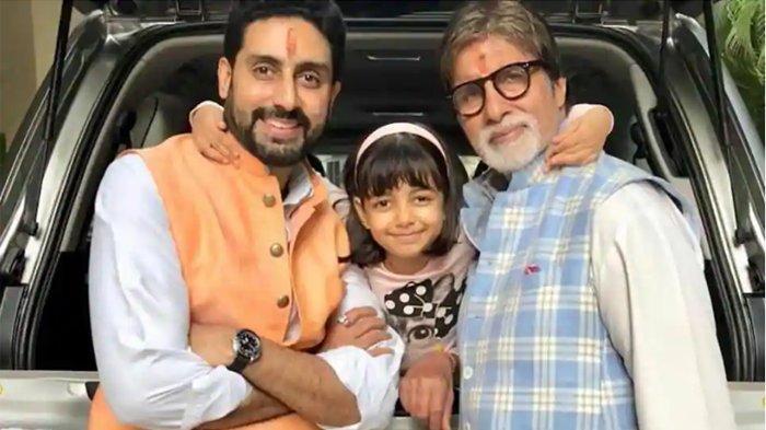 Amitabh Bachchan Sembuh dari Virus Corona, Abhishek Masih Dirawat di Rumah Sakit
