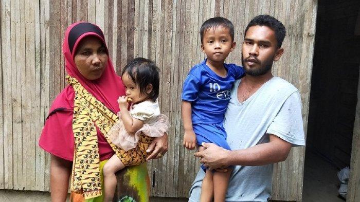 Pernikahan Beda Negara, Ibunya Dipulangkan ke Kamboja, Dua Bocah di Aceh Timur Diasuh Neneknya