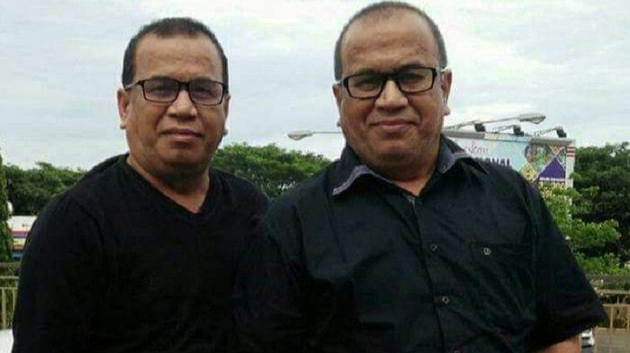 Dua Saudara Kembar dari Gandapura Ini Kembali Duduk di DPRK Bireuen