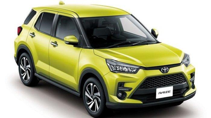 Toyota Raize Dapat Dipesan Dengan Tanda Jadi Rp 10 Juta
