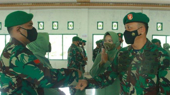 28 Personel Korem Teuku Umar Naik Pangkat, Ini Rinciannya