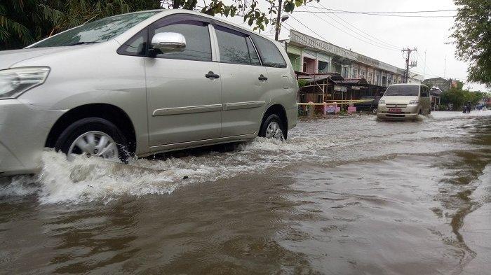 Breaking News Banjir Kepung Kota Banda Aceh Ketinggian Air Capai 70 Cm Serambi Indonesia