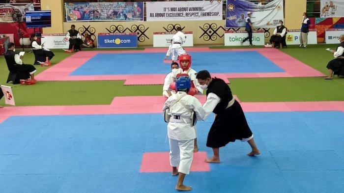 Jaga Tradisi Medali Emas PON, Dua Kenshi Aceh ke Semifinal Kempo PON Papua 2021