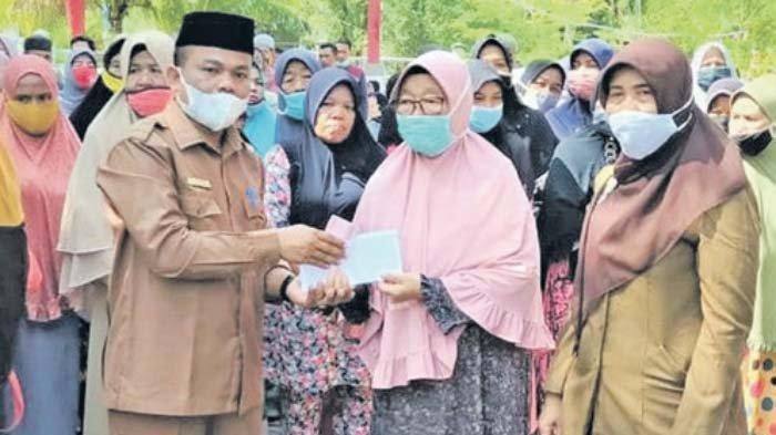 Menjelang Ramadhan 1442 Hijriah, Baitul Mal Aceh Barat Salur Zakat Rp 7 Miliar untuk Fakir Miskin