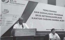 Bpjs Ketenagakerjaan Cabang Banda Aceh Himbau Perusahaan Agar Tertib Mendaftarkan Pekerjanya Serambi Indonesia