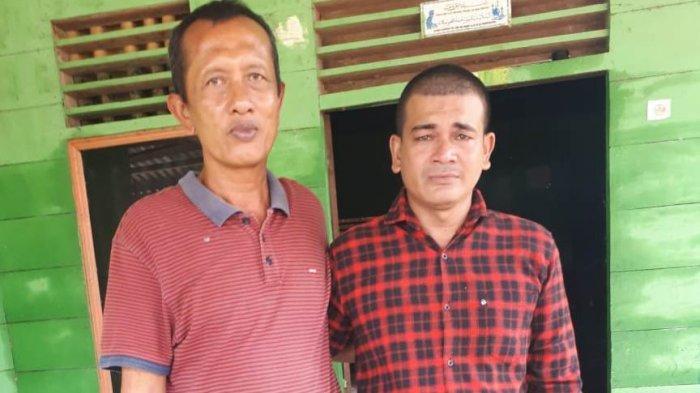 Satu Napi dan Satu Tahanan Rutan Lhoksukon Menyerah, Begini Prosesnya