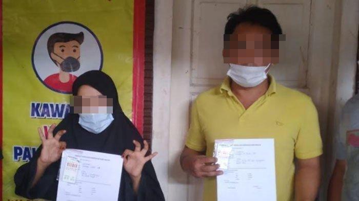 Fakta Baru Suami Gerebek Istri di Rumah Pak Kades, Sudah Nikah Siri, Hasil Tes Urine Positif Sabu