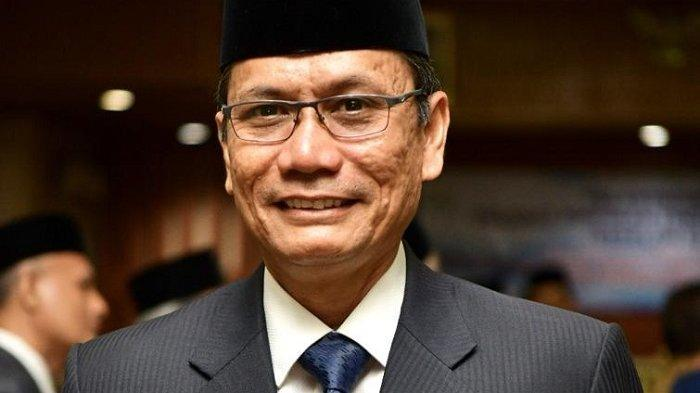 Kepala Dinas Pemberdayaan Masyarakat dan Gampong Aceh (DPMG), Azhari.