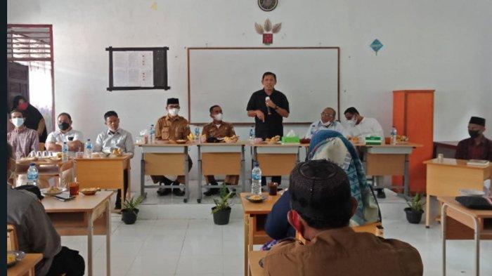 Guna Pemerataan Pendidikan, Kadisdik Aceh Launching Pembelajaran Kelas Jauh di Aceh Tengah
