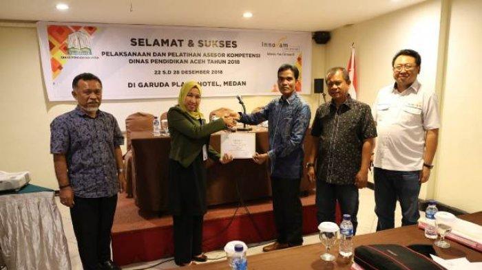 Aceh Siapkan 72 Guru Produktif Jadi Asesor Sekolah Menengah Kejuruan