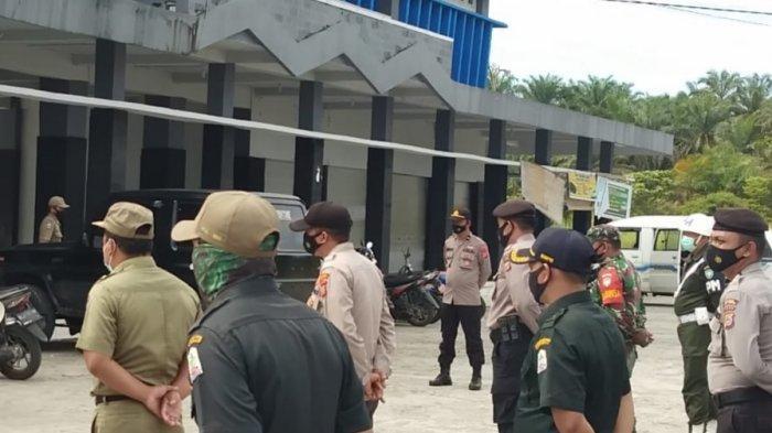 Operasi Yustisi Penegakan Protkes di Aceh Singkil, Petugas Jaring 12 Pelanggar