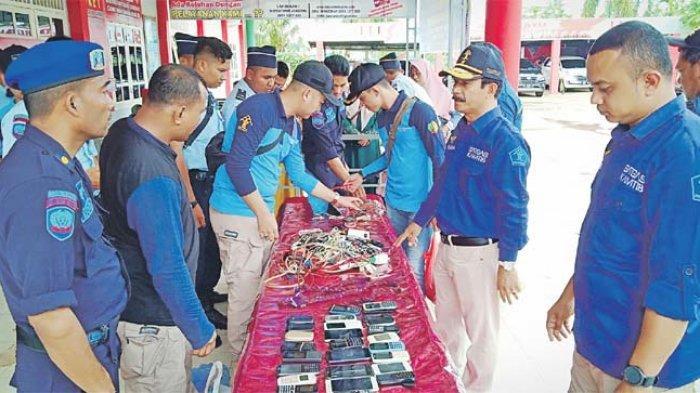 2 Napi Lapas Banda Aceh Miliki Sabu, Begini Kronologis Ditangkap Petugas Hingga Ditahan di Polresta
