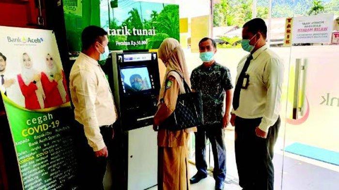 BAS Optimalkan Layanan 307 ATM