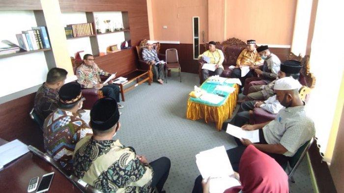 MPU Aceh Singkil Terbitkan Pedoman Pendistribusian Zakat Fitrah 1442 Hijriah