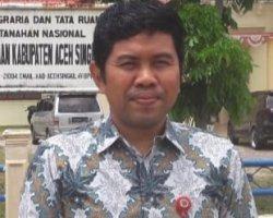 Warga Garap Lahan Perusahaan, Ini Penjelasan Kepala Pertanahan Aceh Singkil