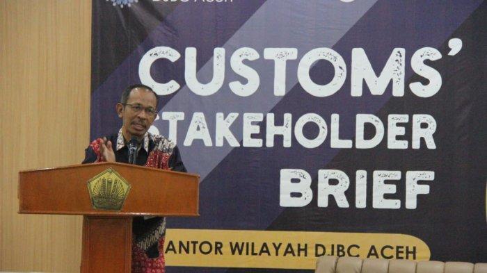 Bea Cukai Aceh Kumpulkan Penerimaan Negara 28 M