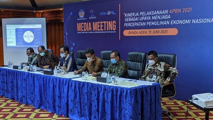 Realisasi KUR di Aceh Capai Rp 834 M, Hingga Juni 2021