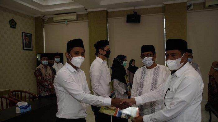 Kemenag Aceh Tuntaskan Pembagian SK CPNS Formasi 2019