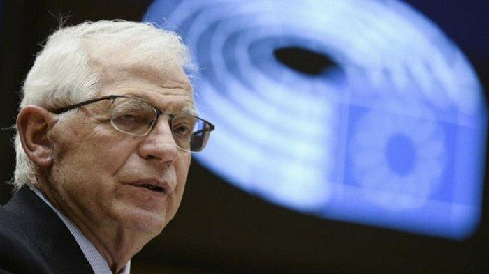Uni Eropa Kecam Keputusan Presiden Palestina, Pemilu Ditunda