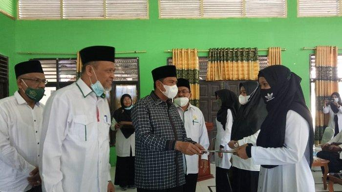 Kepala Kemenag Aceh Ingatkan CPNS yang Sudah Menerima SK Disiplin Kerja