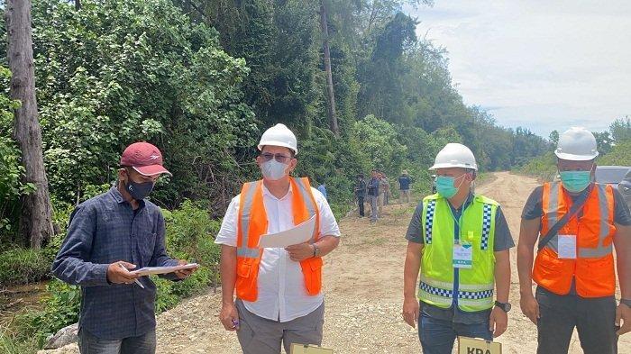 Proyek Trumon-Singkil Masih Rendah Realisasi, Pembangunan Jalan Sepanjang 36 Km