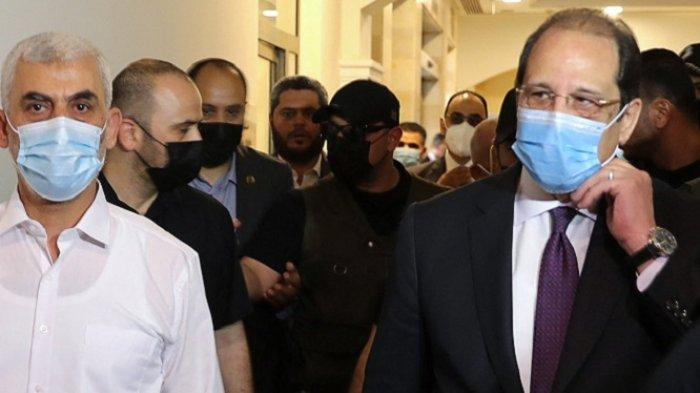 Kepala Intelijen Mesir Kunjungi Jalur Gaza, Perkuat Gencatan Senjata Hamas-Israel