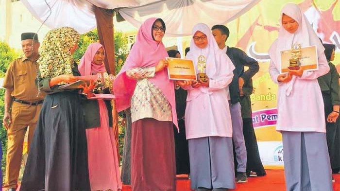 MTsN Model Banda Aceh Juara Umum Musdikap