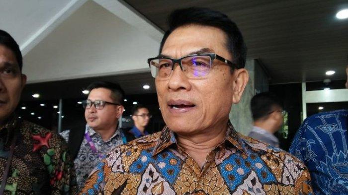 Presiden dan Pihak Istana Tak Tahu Pergerakan Moeldoko di KLB Demokrat, Peneliti ANU Ngaku Heran