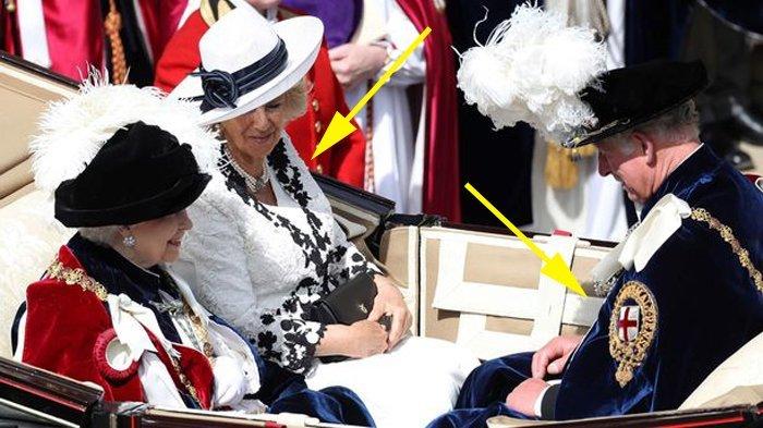 Statusnya Dinaikkan, Persiapan Charles dan Camilla Jadi Raja dan Permaisuri?