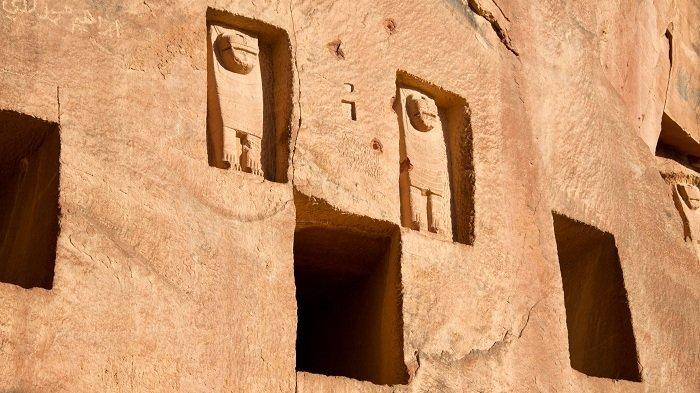 Tim Arkeologi Coba Ungkap Misteri Reruntuhan Kerajaan Kuno di Arab Saudi