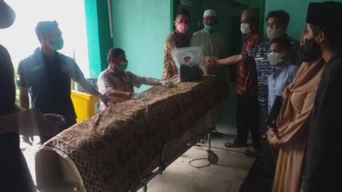 Setelah Terungkap, Kerangka Mayat yang Ternyata Remaja Ini Dijemput Keluarga & Dikebumikan di Makmur