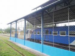 Kereta Api Aceh Stop Beroperasi