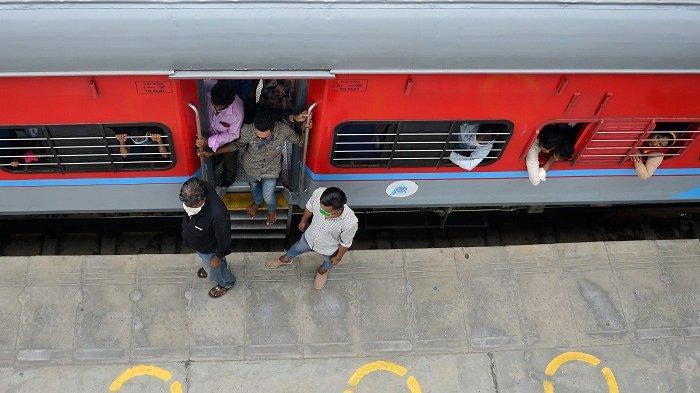 India Lockdown Dua Kota, Penyebaran Virus Corona Harian Lewati 200.000 Orang