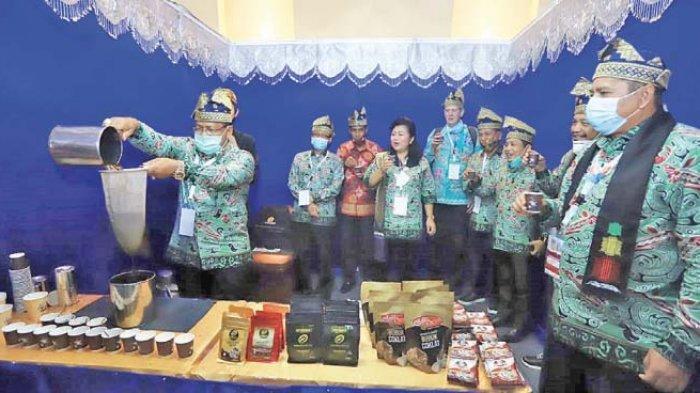 Ketua JKPI Apresiasi Banda Aceh Tampilkan Stand di Ajang Rakernas