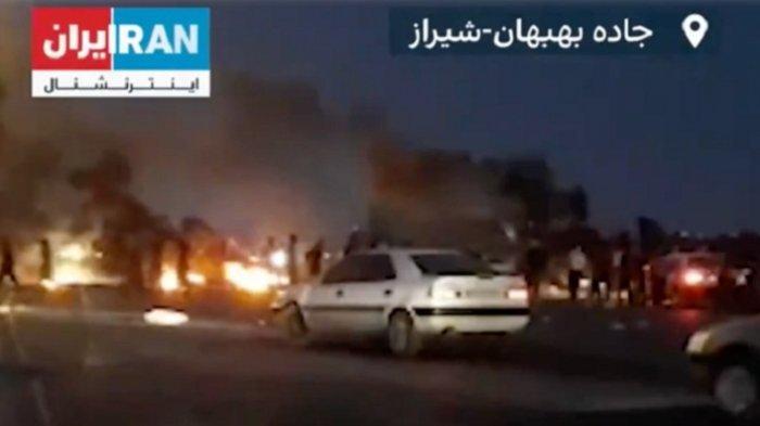 Krisis Air Landa Provinsi Khuzestan, Kerusuhan Pecah, Tiga Orang Tewas Ditembak