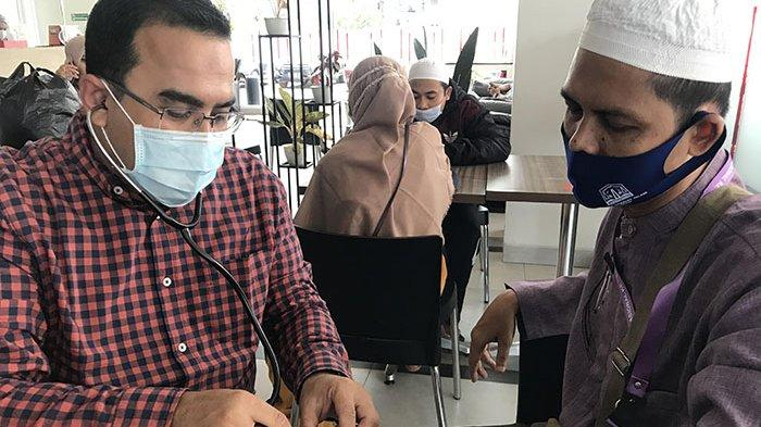 Alhamdulillah, Kondisi Kesehatan Anggota Kafilah Aceh Baik-baik Saja