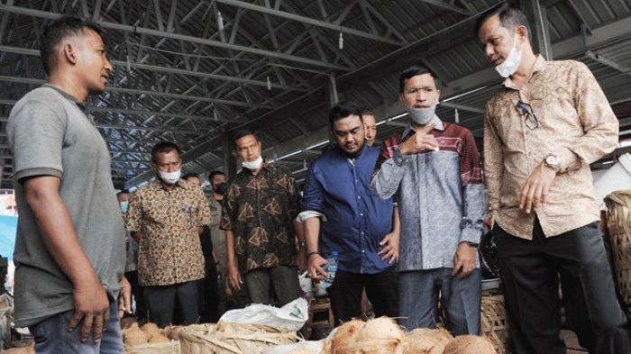 Dewan Pantau Geliat Pasar Al-Mahirah