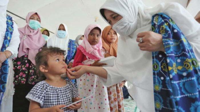 BKMT Kota Santuni Anak Yatim, Fauziah Harap Pererat Silaturahmi