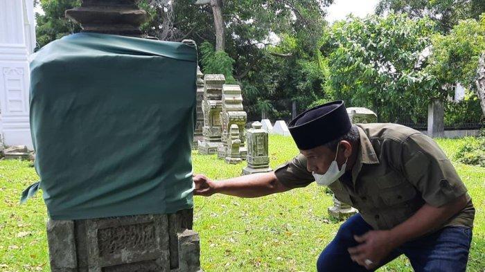 Pemerintah Diminta Selamatkan Situs Sultan Jamalul Alam di Dekat Masjid Raya